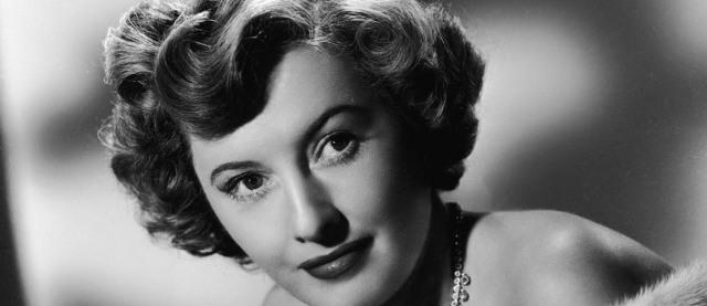 American Actress Barbara Stanwyck