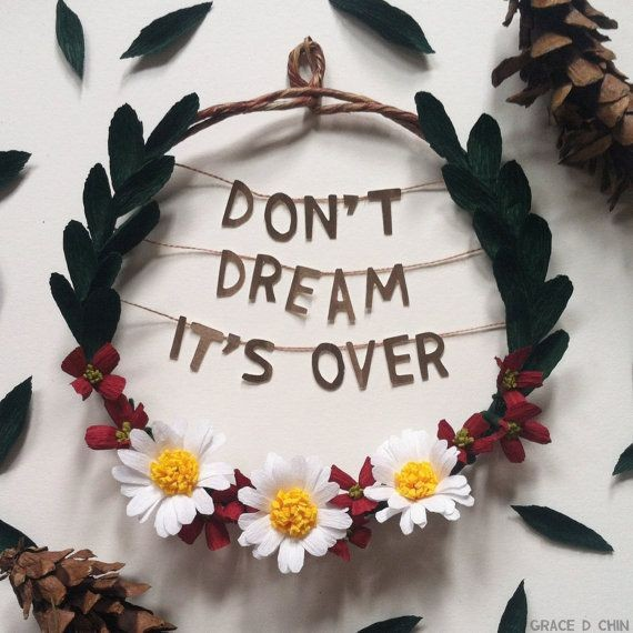 #InMyFeelingsFriday: Don't Dream It's Over